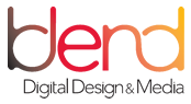 Blend Digital - Web Design in Gateshead
