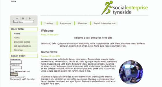 Social Enterprise Tyneside